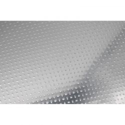 Hot Racing 1/10 Scale 0.5mm Aluminum Silver Diamond Plate (2) [ACC1808TP]