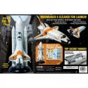 1/200 Moonraker Shuttle w/Boosters James Bond