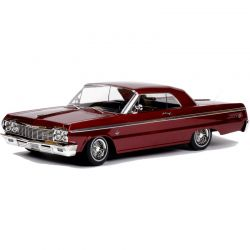 1:10 scale radio controlled Sixtyfour Red Classic Edition