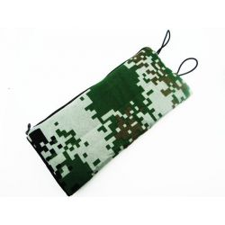 1:10 Scale Special Forces Digital Camouflage Sleeping Bag (Toy)