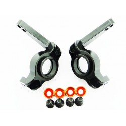 Aluminum High Clearance Steering Knuckles - Axial AX10 and SCX10