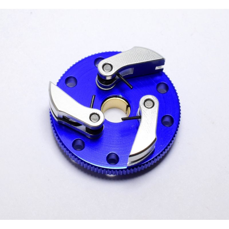 Light Weight 3-Shoe Clutch & Flywheel Kit (Blue)- 2.5 2.5R 3.3