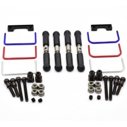Full Sway Bar Kit Includes Front and Rear - 1/16 Traxxas 1/16 Re