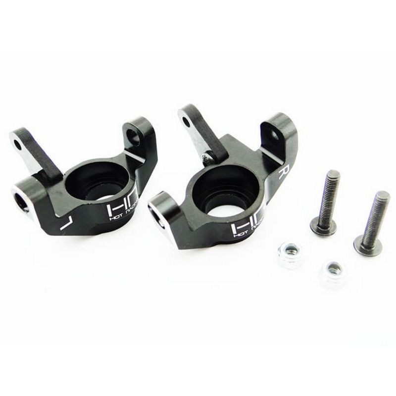 Alum/CF Stock or High Clearance Steering Knuckles (2) - AX10 Wra