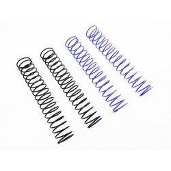 Optional Rear 14x90mm Spring Set (1.04 & 1.43 lb/in) - Axial Yet