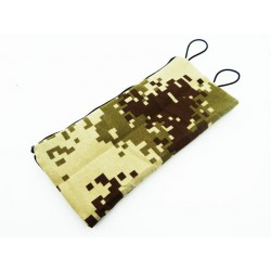 1:10 Scale Sf Digital Camo Sleeping Bag (Toy)