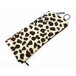 1:10 Scale Leopard Sleeping Bag (Toy)