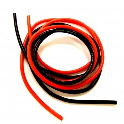 Silicone Wire 680 Strand 12 G 2 M (6ft 8in)
