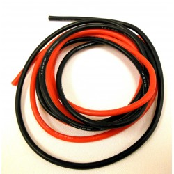 Silicone Wire 400 Strand 14 G 2 M (6ft 8in)