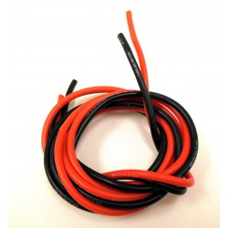 Silicone Wire 252 Strand 16G 2 M (6ft 8in)