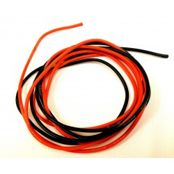 Silicone Wire 150 Strand 18 G 2 M (6ft 8in)
