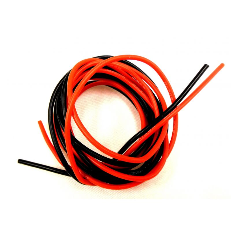 X Spede Silicone Wire 100 Strand 20 G 2 M (6ft 8in) [ACE20G12]