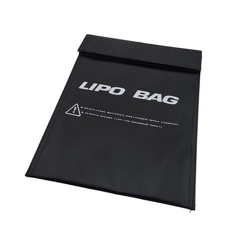 Li-Pouch Flame Resistant Charging Bag