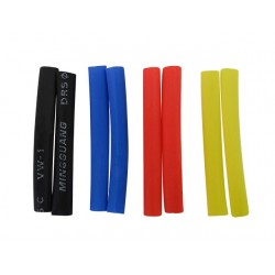X Spede Assorted Color Heat Shrink Tubing Battery wire (16 -10G) [ACE6HS1246]